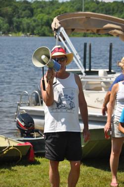 Cordova Lake Cottage Regatt 2011 077