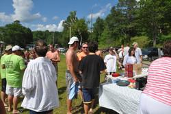 Cordova Lake Cottage Regatt 2011 208