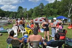 Cordova Lake Cottage Regatt 2011 186