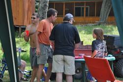 Cordova Lake Cottage Regatt 2011 150