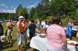 Cordova Lake Cottage Regatt 2011 210