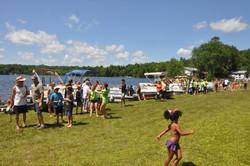 Cordova Lake Cottage Regatt 2011 079