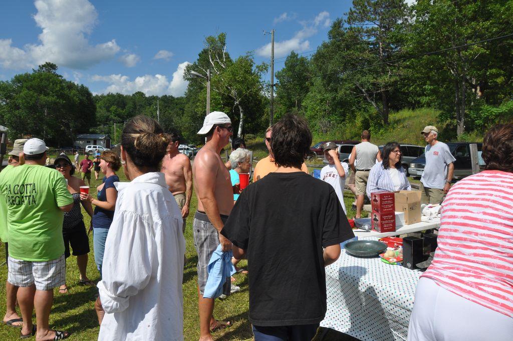 Cordova Lake Cottage Regatt 2011 207