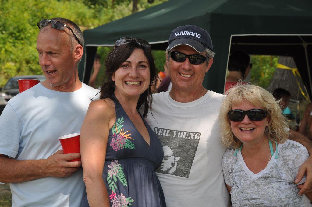 Cordova Lake Cottage Regatt 2011 196