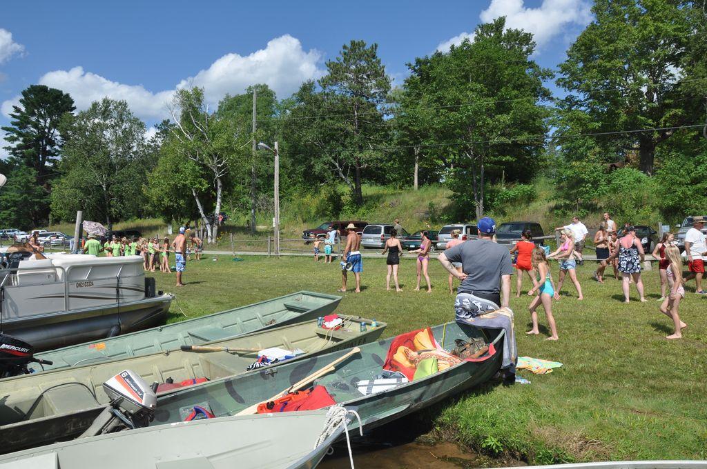 Cordova Lake Cottage Regatt 2011 228
