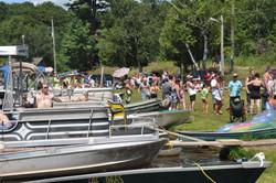 Cordova Lake Cottage Regatt 2011 101