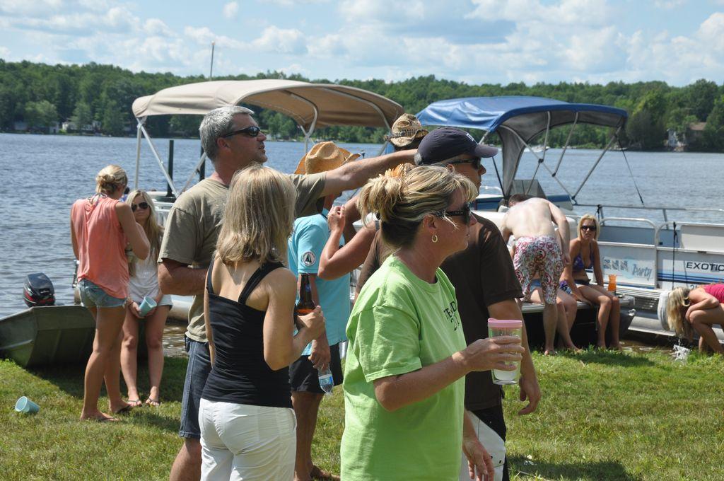 Cordova Lake Cottage Regatt 2011 179