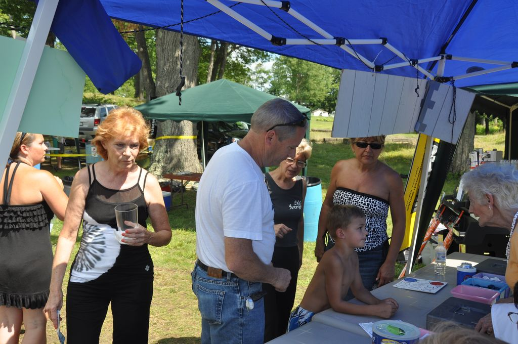 Cordova Lake Cottage Regatt 2011 192