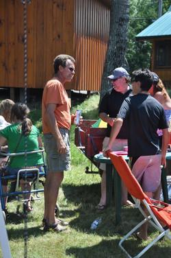 Cordova Lake Cottage Regatt 2011 119