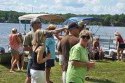 Cordova Lake Cottage Regatt 2011 180