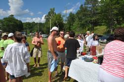 Cordova Lake Cottage Regatt 2011 209