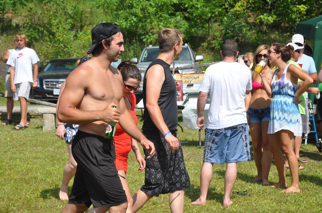 Cordova Lake Cottage Regatt 2011 244