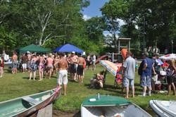 Cordova Lake Cottage Regatt 2011 222
