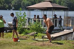 Cordova Lake Cottage Regatt 2011 130