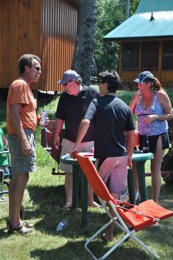 Cordova Lake Cottage Regatt 2011 120
