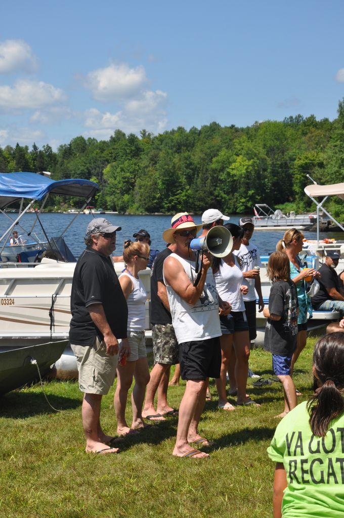 Cordova Lake Cottage Regatt 2011 069