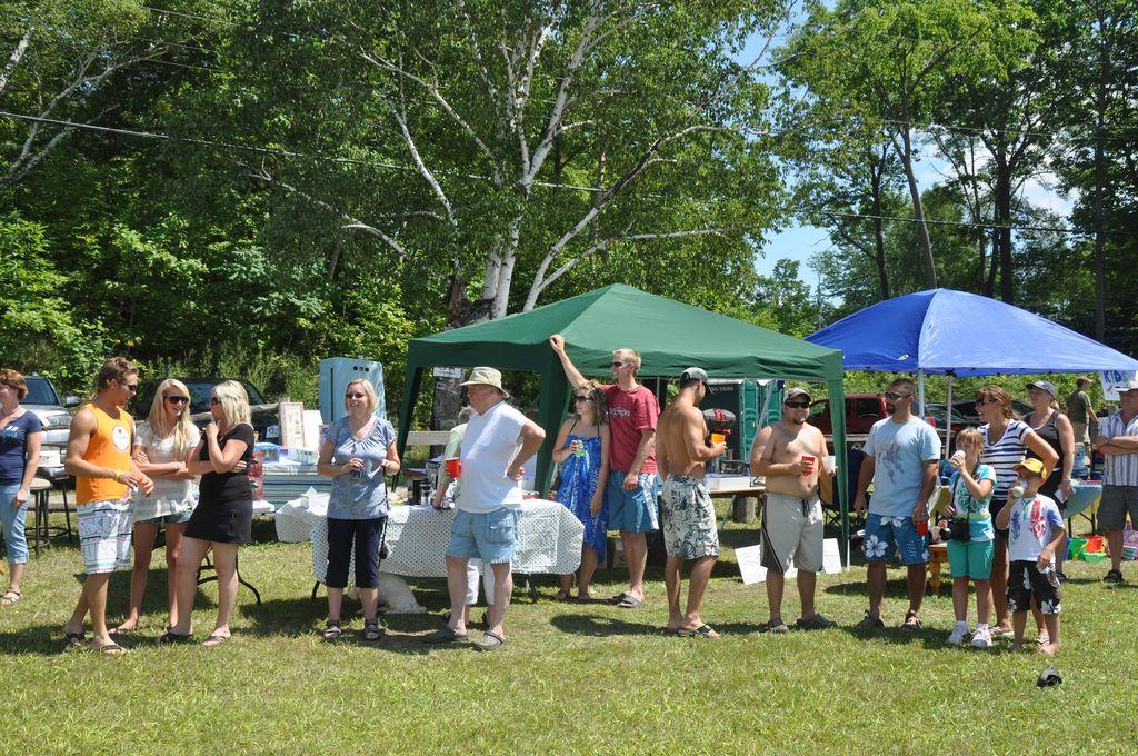 Cordova Lake Cottage Regatt 2011 094