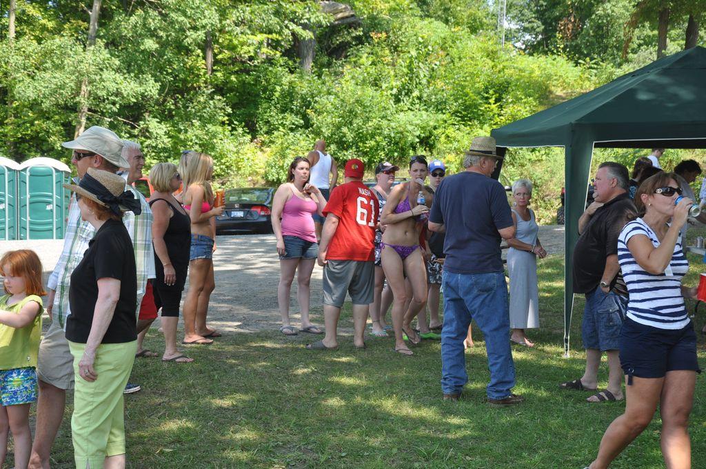 Cordova Lake Cottage Regatt 2011 132