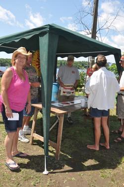 Cordova Lake Cottage Regatt 2011 123