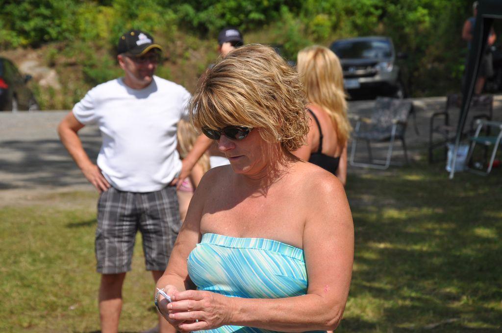 Cordova Lake Cottage Regatt 2011 204