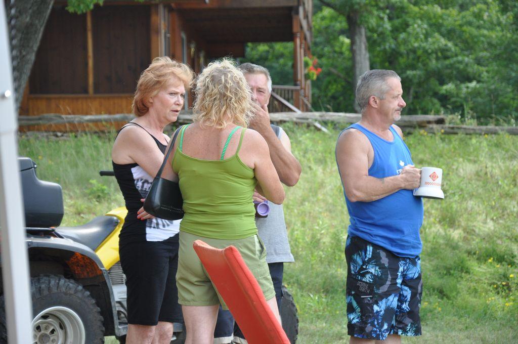 Cordova Lake Cottage Regatt 2011 145