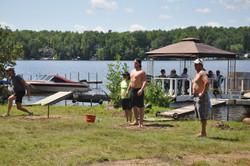 Cordova Lake Cottage Regatt 2011 114