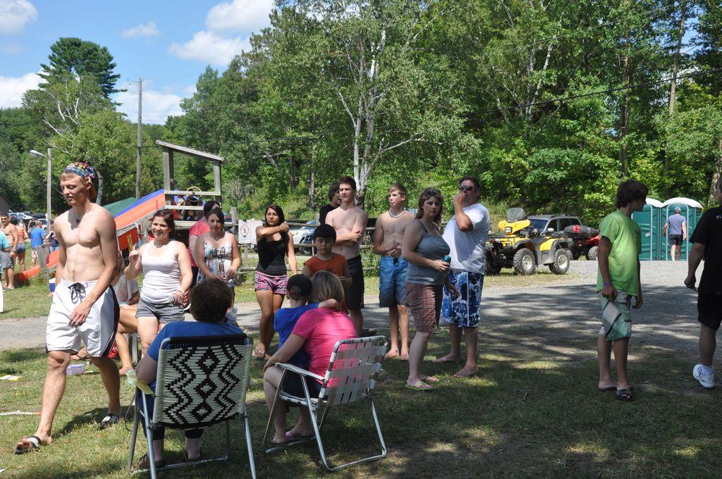Cordova Lake Cottage Regatt 2011 137