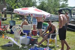 Cordova Lake Cottage Regatt 2011 217