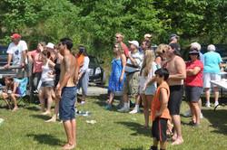 Cordova Lake Cottage Regatt 2011 170