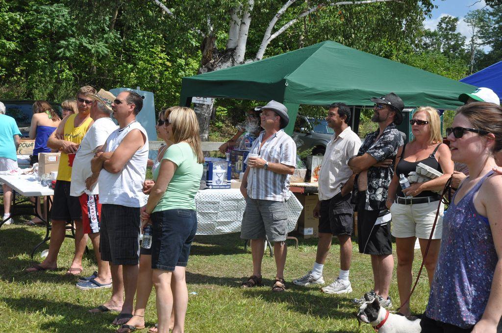 Cordova Lake Cottage Regatt 2011 169