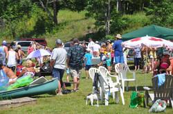 Cordova Lake Cottage Regatt 2011 104
