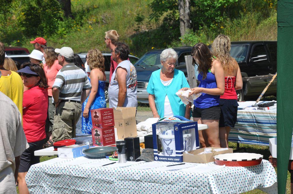 Cordova Lake Cottage Regatt 2011 176