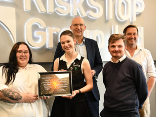 We've won an award! Thanks for your help