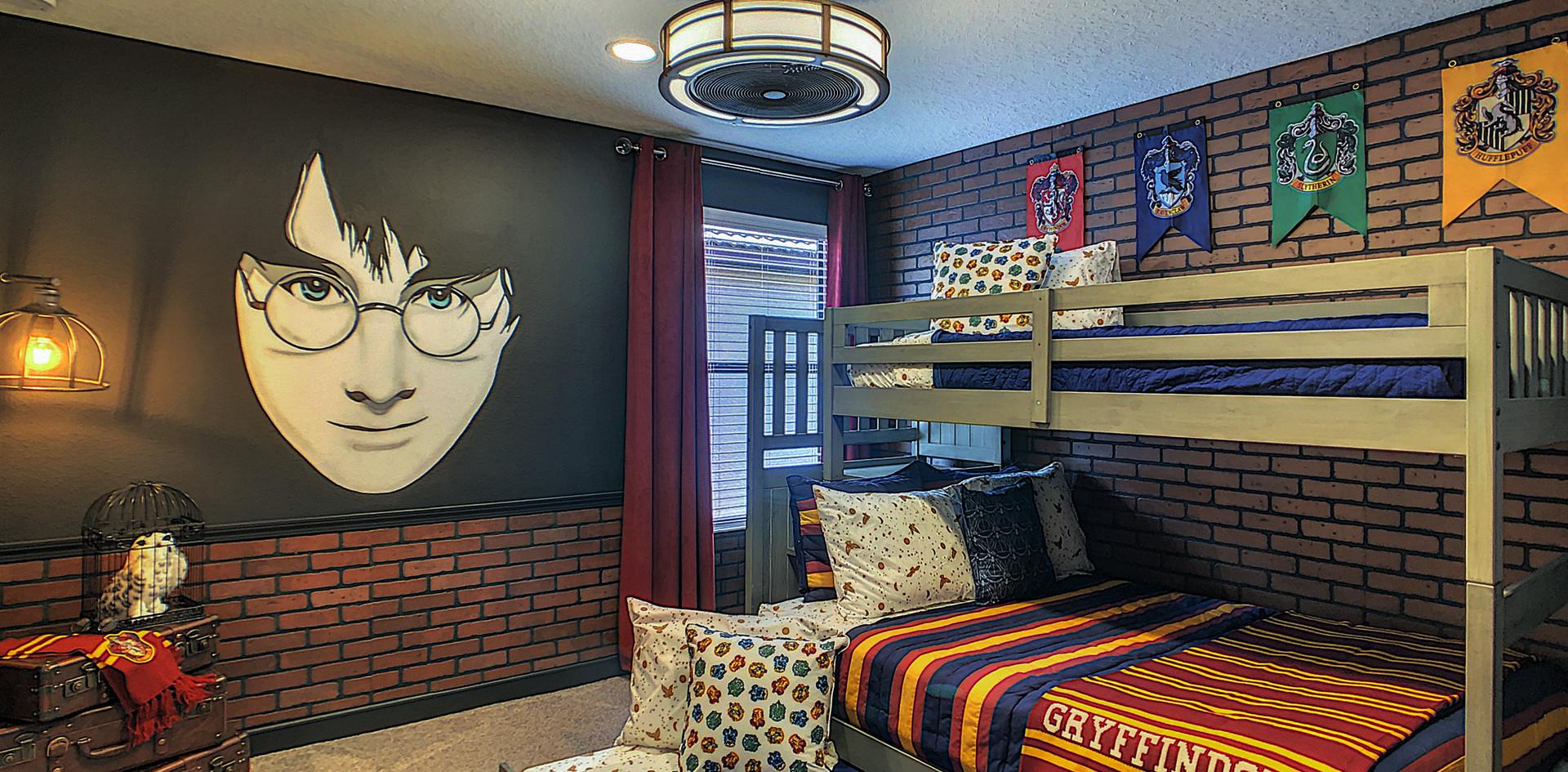 Destination Starship - Harry Potter Bedroom