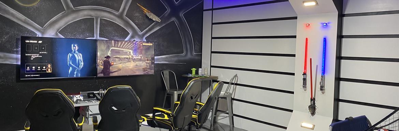 Milliennium Outpost - Game Room