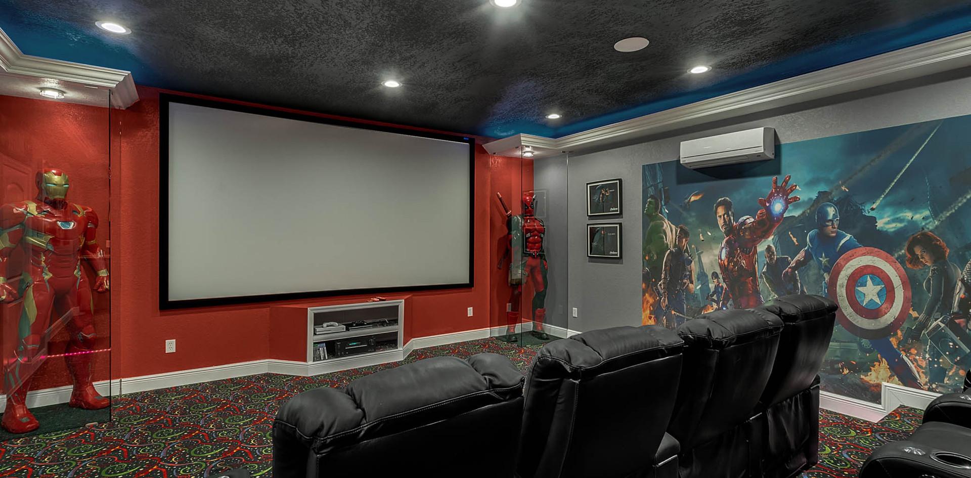 Hangar TWO - Movie Theater