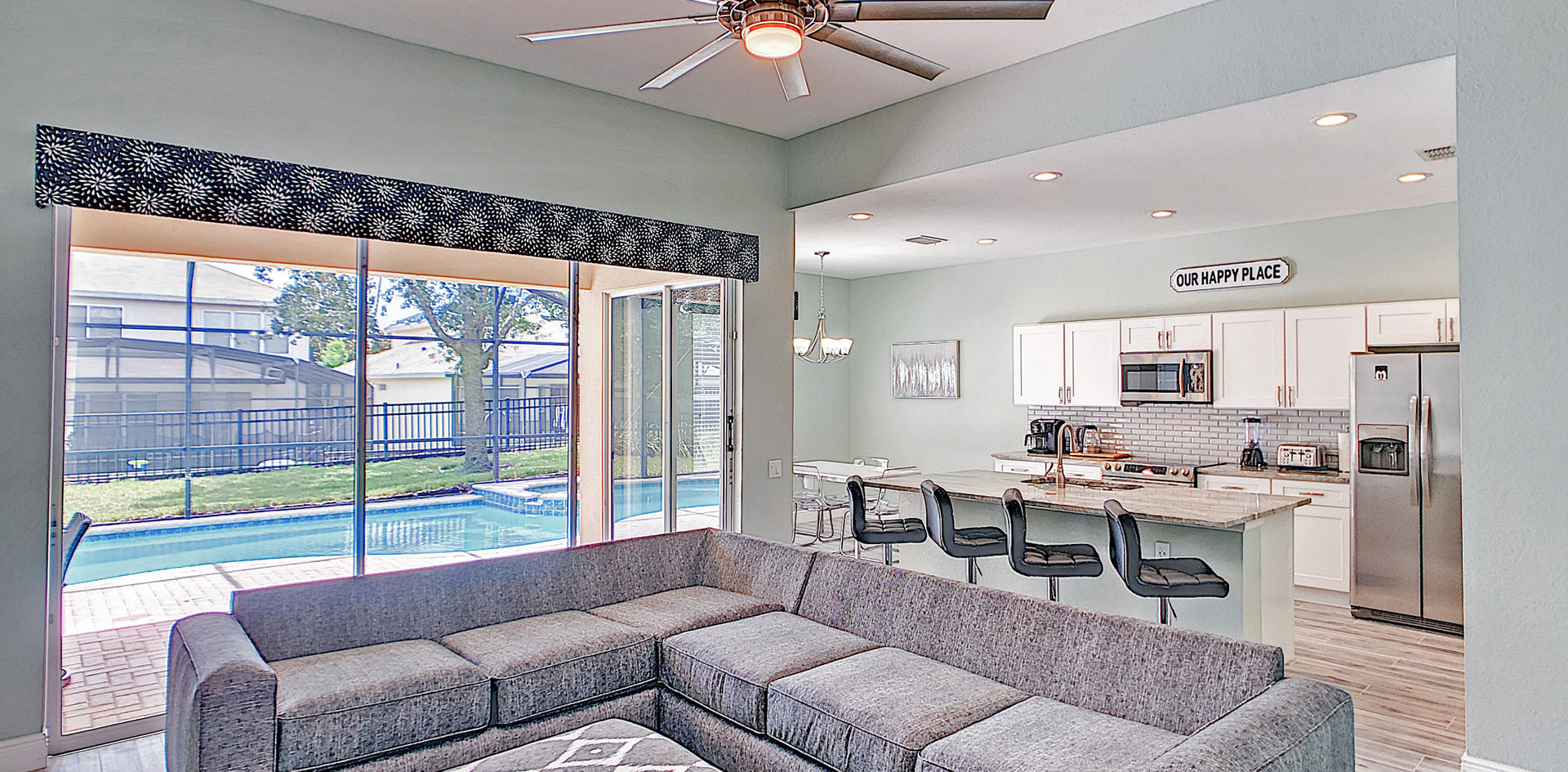 Lily Pad - Family, Kitchen, and Pool