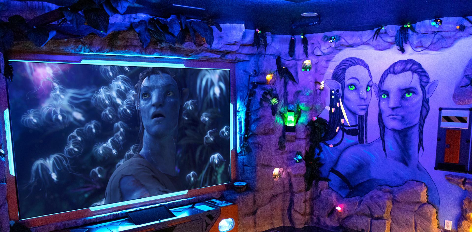 Alnwick Castle - Avatar Movie Theater