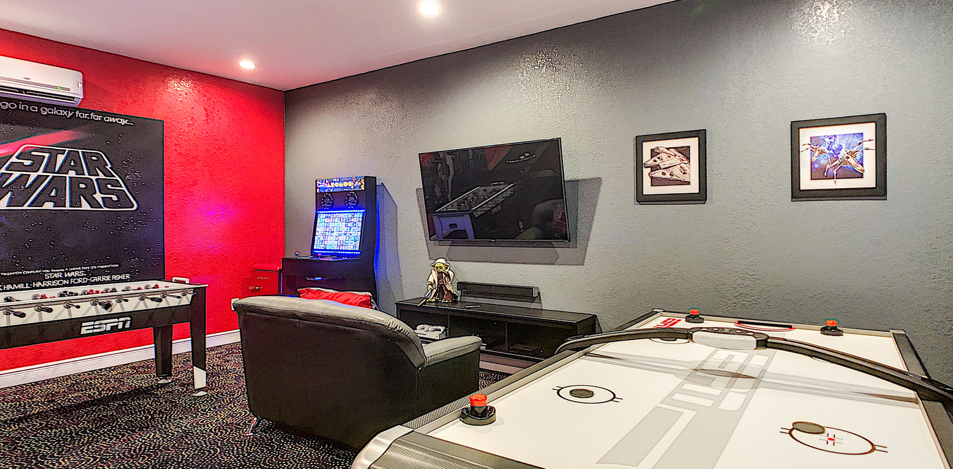 Lily Pad - Game Room