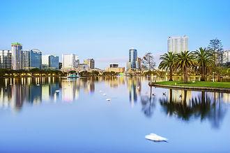 Orlando. Located in Lake Eola Park, Orla