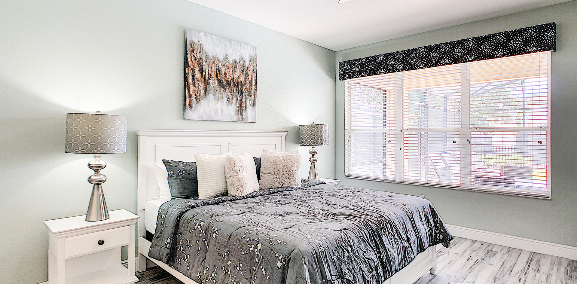 Lily Pad - Serene Bedroom