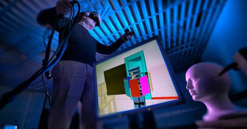 University of Minnesota Virtual Reality Photograph Room