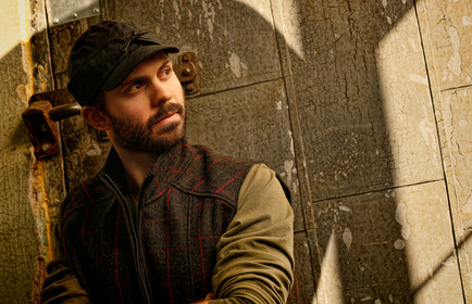 Stormy Kromer Cap and Vest