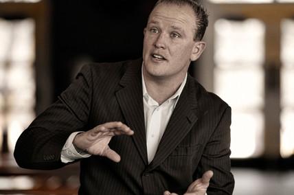 CEO Mark Larson Speaking