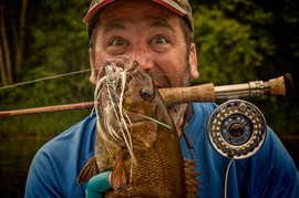 FlyFisherman and Smallmouth