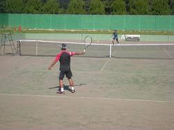 2018個人戦7_撮影:明石市テニス協会