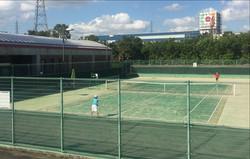 20181013_明石ジュニア秋季大会001_撮影:明石市テニス協会