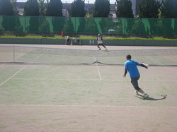 2018個人戦6_撮影:明石市テニス協会