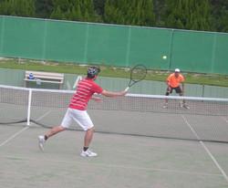 2018個人戦4_撮影:明石市テニス協会