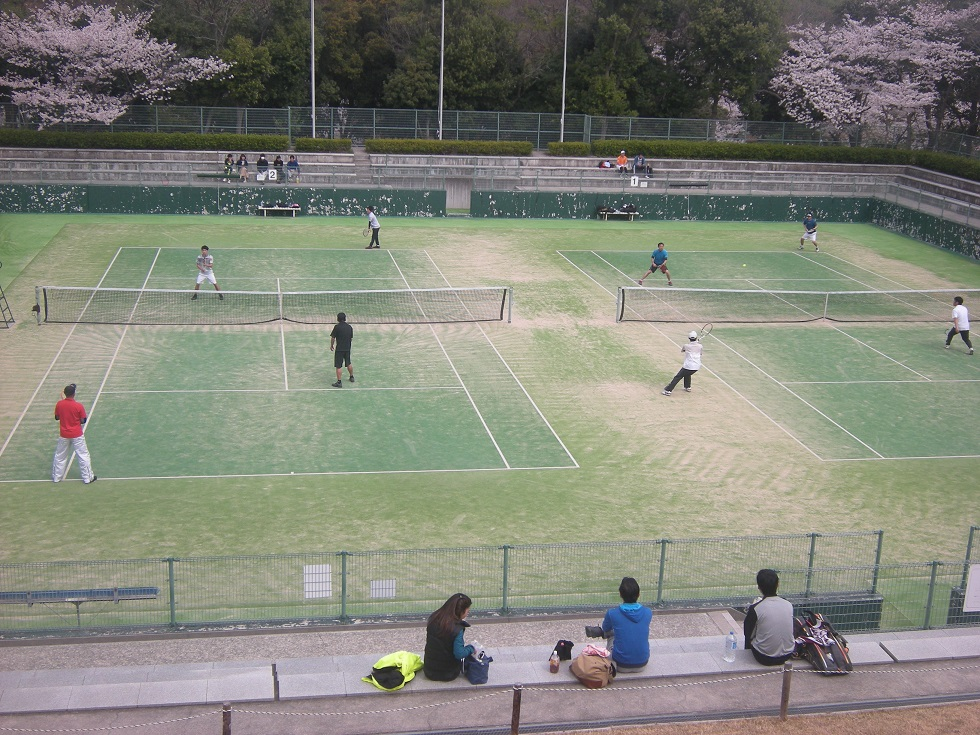 2018団体戦写真1_撮影:明石市テニス協会